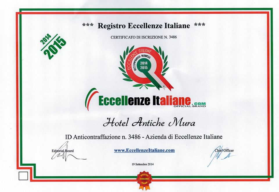 eccellenza italiana